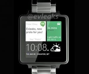 HTC Releasing Smartwatch Alongside One M9
