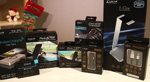 MEGATech Videos: LUXA2 Holiday Gift Guide for Gadget Enthusiasts