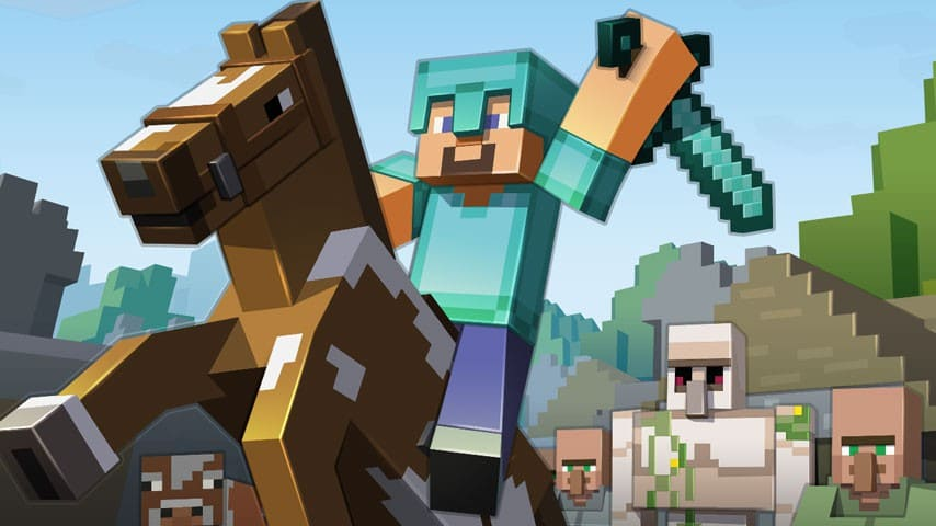 Telltale Games and Mojang Team Up for Minecraft: Story Mode - A Telltale Games Series