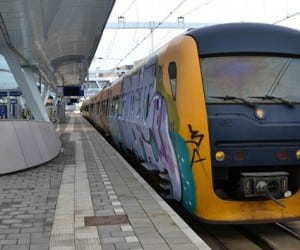 Dutch Train to be Equipped With Lasers