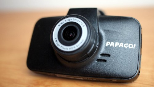 MEGATech Reviews: PAPAGO! GoSafe 520 2K Ultra-Wide Dashcam