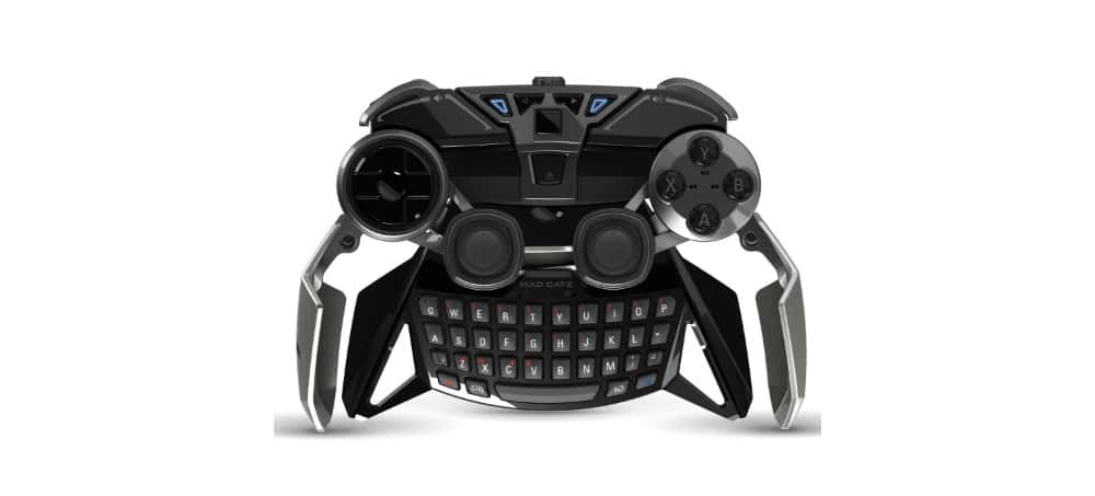 The Mad Catz L.Y.N.X. Controller is Ambitious If Nothing Else