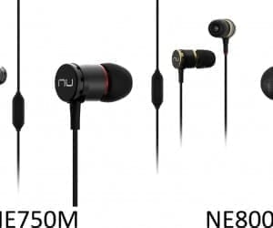 Optoma Brings New NuForce Earbuds to CES 2015