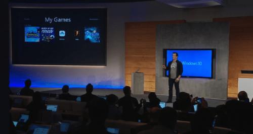 Microsoft Talks Windows 10, Cortana, Continuum, and More