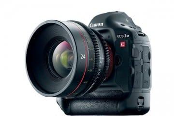 The Canon EOS 1DC 4K Cinema DSLR drops 4K in Price