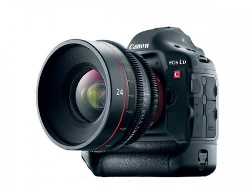 The Canon EOS 1DC 4K Cinema DSLR Drops In Price