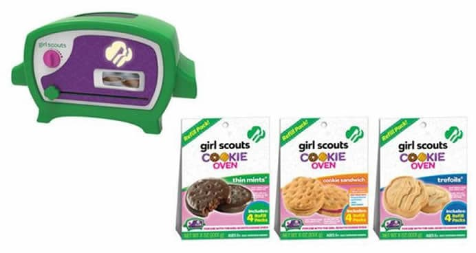 Must Have: Girl Scout Cookie Oven