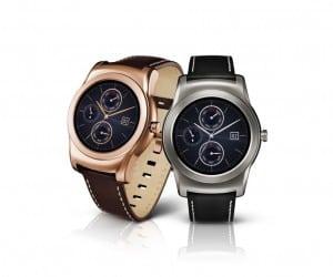LG Announces the LG Watch Urbane