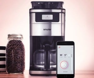 Smarter Coffee Makes Mornings Better