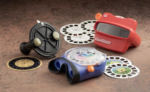 Google and Mattel Teaming up for View-Master Surprise