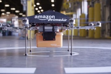 Amazon Testing PrimeAir Drones in Canada