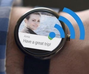 Wi-Fi Support Coming to Android Wear Smartwatches