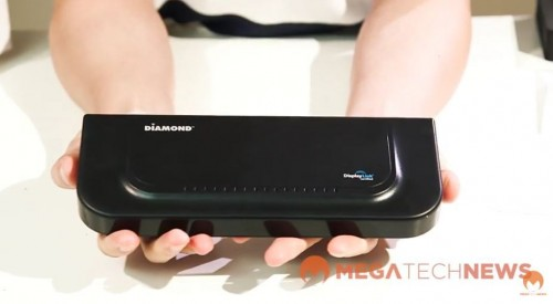 MEGATech Videos: Unboxing the Diamond Multimedia DS3900V2 Ultra Dock