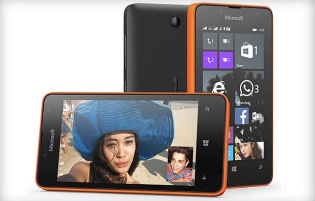 $70 Microsoft Lumia 430 Continues Race to the Bottom