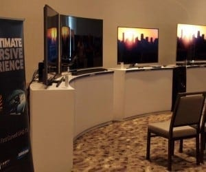 MEGATech Videos: Samsung's New SUHD TVs and Speakers