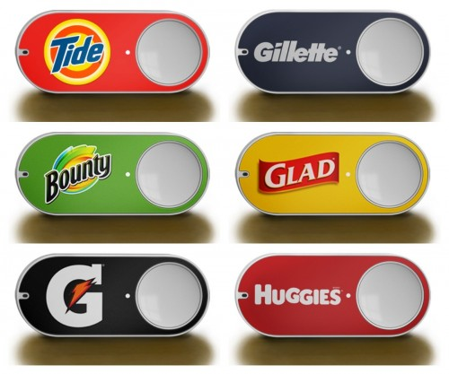 Amazon Dash Button Offers Easy Reordering