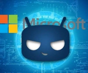 Microsoft Strikes Deal with Cyanogen to Invade Your Android