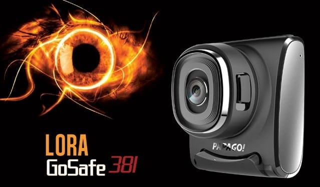 PAPAGO! LORA-GoSafe 381 Dashcam Launches Exclusively with Best Buy