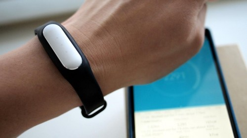 MEGATech Reviews: Xiaomi Mi Band Fitness Tracker