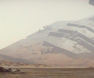 Star Wars: Episode VII - The Force Awakens Trailer Lights up the Web