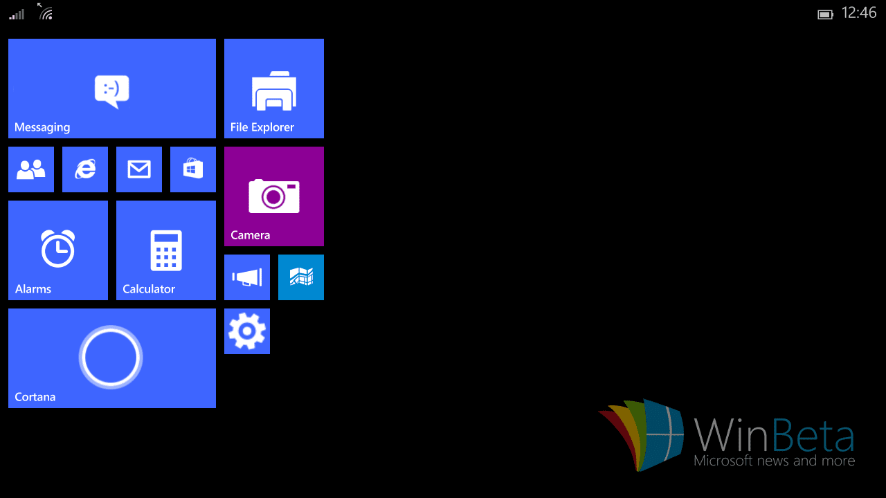 Check Out an Early Version of Windows 10 for Small Tablets