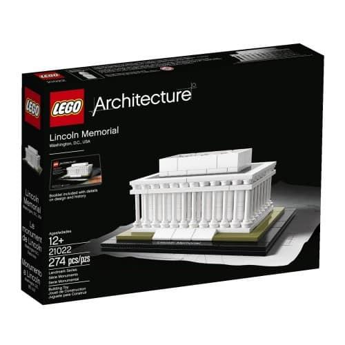 MEGATech Showcase: LEGO Buildings