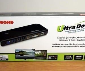 MEGATech Reviews: Diamond Multimedia DS3900V2 Ultra Dock Dual Video Docking Station