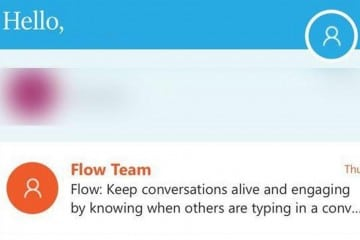 Microsoft Flow Wants to Kill Email on iPhone