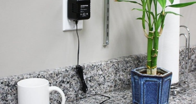 Zone Shield AC Adaptor Provides Sneaky Security