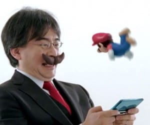 Nintendo's First Smartphone Game Due by the End of the Year