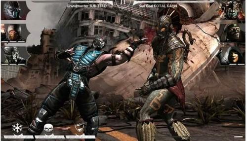 Mortal Kombat X Mobile Now Gushing Blood on Android