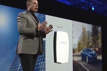 Elon Musk Officially Unveils Tesla Energy