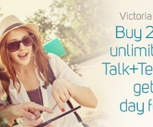 Get a Free Day of Roam Mobility Unlimited Talk+Text+Data