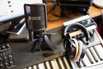 MEGATech Reviews: Rode NT-USB Condenser Microphone