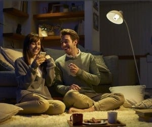 Sony LED Light Bulb Boasts Built-in Bluetooth Speaker