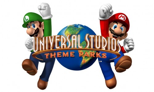 Mario and Luigi Are Headed to Universal Studios