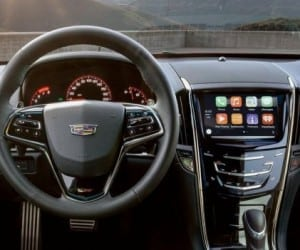 2016 Cadillac Vehicles Feature Apple CarPlay, Android Auto on the Way