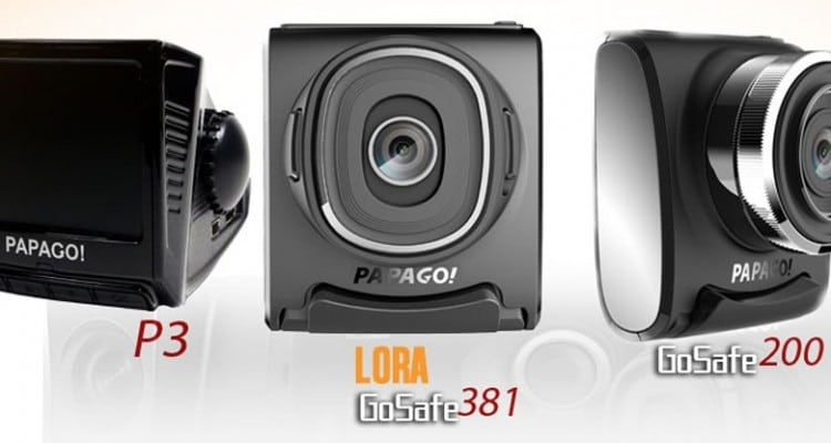 PAPAGO! Dashcams Adding Driver Assistance Features
