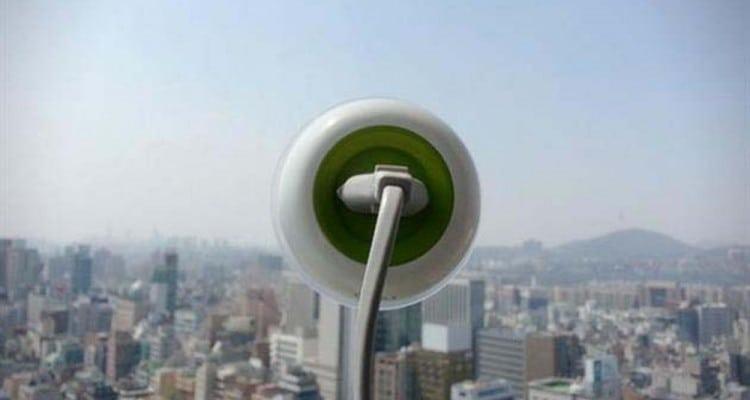 The Window Socket Gives You Solar Energy on the Go