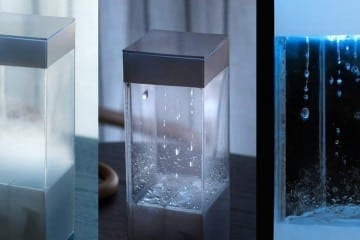 Tempescope Puts the Weather on Your Table
