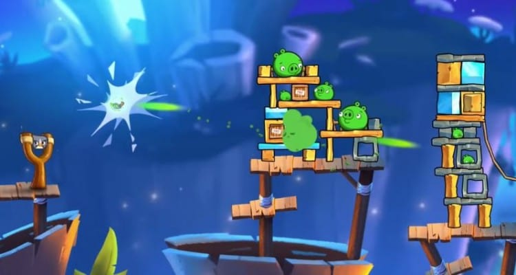 Angry Birds 2 Flings Itself Into Familiar Territory