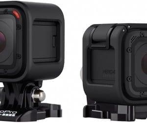 GoPro's Hero 4 Session Camera is a Tiny, Capable Cube