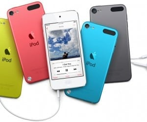 Apples Launches the 6th Generation iPod Touch