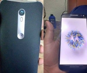 New Leak Shows Possible Moto X Design and Specs