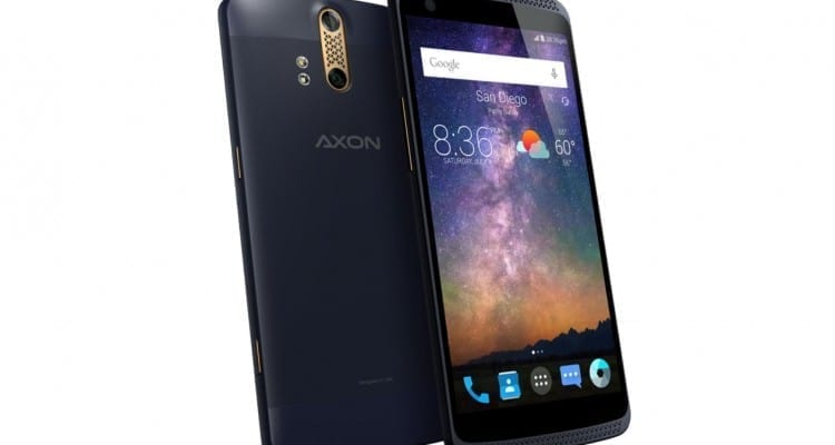 The ZTE Axon Phablet is Designed for the North American Market