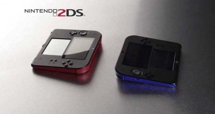 Nintendo To Permanently Drop the 2DS Price on August 30