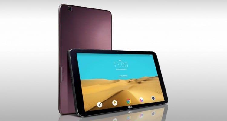 Upgraded LG G Pad II Tablet Helps You Go to Sleep
