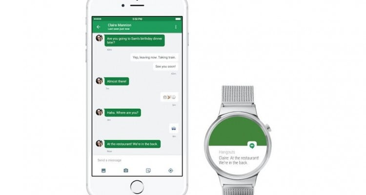 iPhone Can Use Android Wear Smartwatches Too