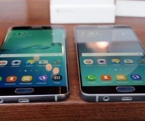 MEGATech Videos: Samsung Galaxy S6 Edge+ and Galaxy Note 5 Hands-On Preview