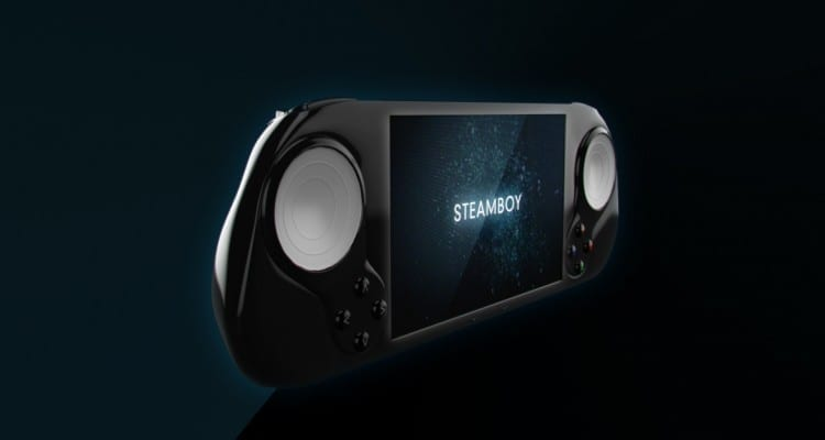 Portable Steam Machine Won't Roll Out Until 2016